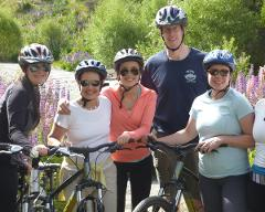 Family Bike Hire Full Day